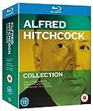 Hitchcock Collection (3 Blu-Ray) [Edizione: Regno Unito] [Italia] [Blu-ray]