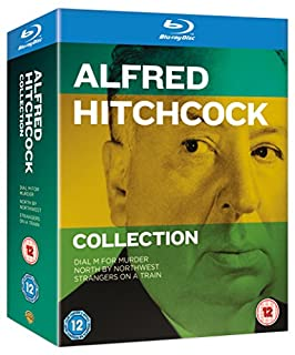 Alfred Hitchcock Collection: Dial M for Murder / North By Northwest / Strangers on a Train [Blu-ray] [1951] [Region Free] (B006LMILRK) | Amazon price tracker / tracking, Amazon price history charts, Amazon price watches, Amazon price drop alerts