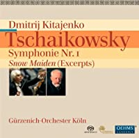Symphony No.1/Snow Maiden (Excerpts) by Gurzenich-Orchester Koln (2013-08-05)