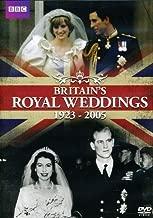 Britain's Royal Weddings (DVD)