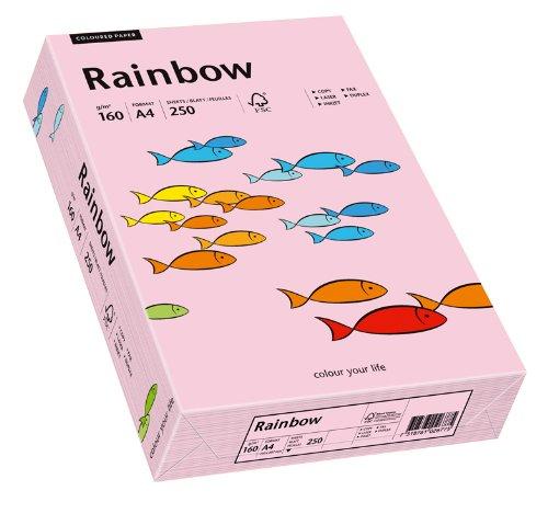 Papyrus Rainbow, DIN A4, 160 g, hellrosa