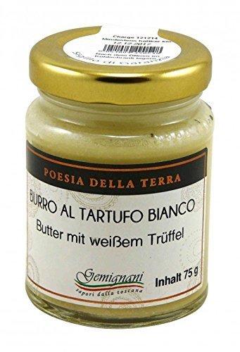 Gemignani Burro al Tartufo Bianco / Butter mit weißem Trüffel 75g