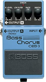 BOSS Compact Guitar Pedal (CEB-3)