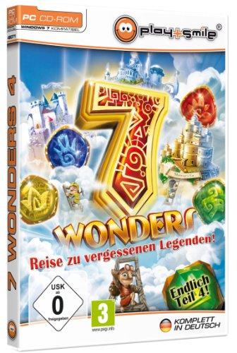Seven Wonders 4: Reise zu vergessenen Legenden
