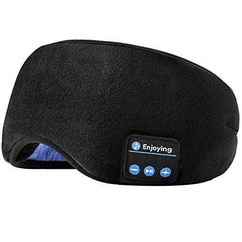 Voerou Sleep Headphones Sleep Mask