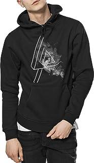 MERCHCODE Linkin Park Logo Hoody Felpe con Cappuccio Uomo