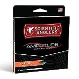 Scientific Anglers SA Amplitude Infinity Salt Smooth, Black/San/Horizon, WF-8-F