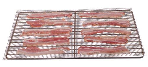 HENDI Grill Gitter, Anti-Haft, Set mit 5 Grillgittern, Stückzahl: 5, 325x530mm, PTFE