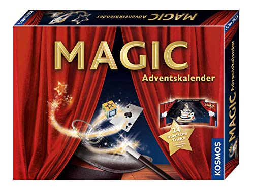 KOSMOS - MAGIC Zauber Adventskalender 2019 - 698867