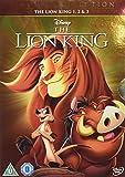 The Lion King 1-3 boxset [UK Import]