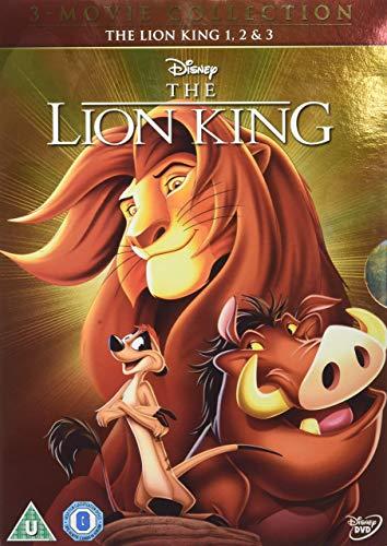 lion king dvd kruidvat
