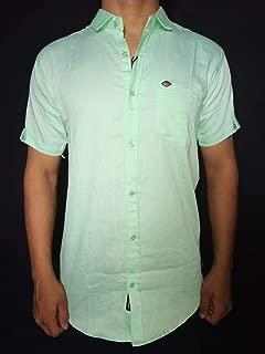 Cotton Shirt Green