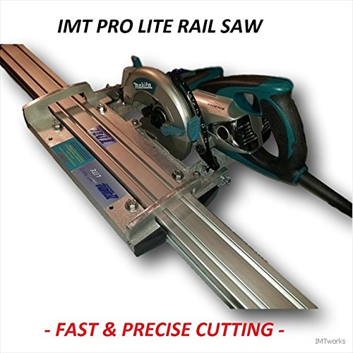Fantastic Deal! IMT-PRO LITE IP510S Professional Wet cutting Rail Saw For Granite With 6 ft Rail