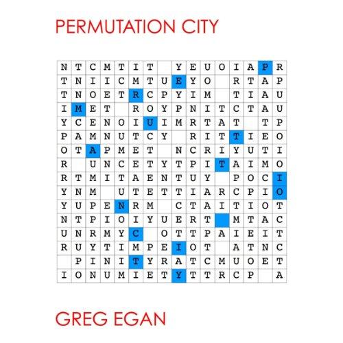 Permutation City cover art