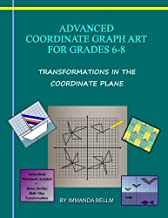 Advanced Coordinate Graph Art for Grades 6-8: Transformations in the Coordinate Plane