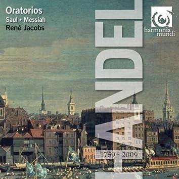Handel: Oratorios (Saul, Messiah)