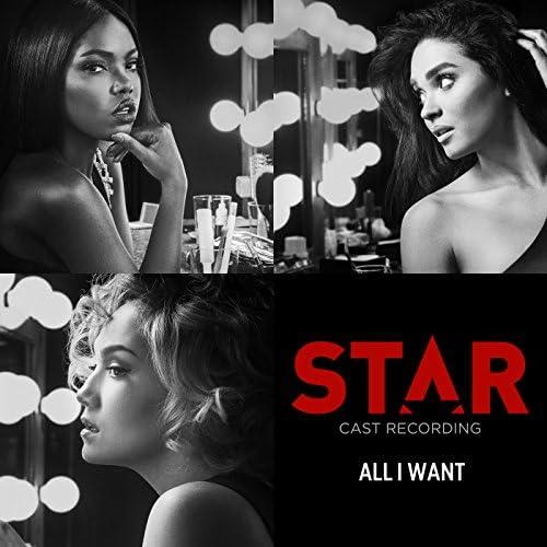 Star Cast feat. Brittany O'Grady & Evan Ross