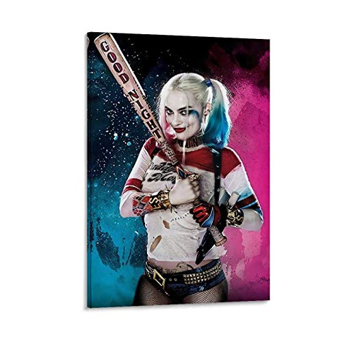 51KdP8ihw4L Harley Quinn Suicide Squad Posters