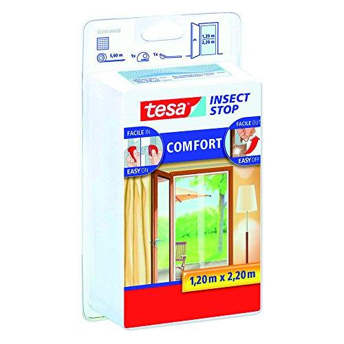 Tesa 55345-00020-00 Malla Para Puertas 2 Telas