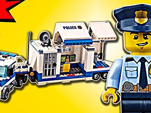 Clip: Police Mobile Command Center