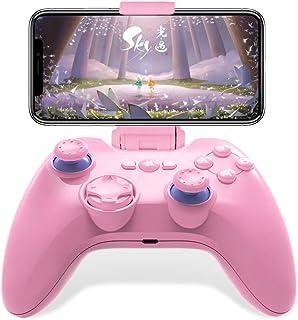Bezprzewodowy kontroler gier MFI dla iPhone / iPad / Apple TV, PXN Speedy (6603) Mobilny kontroler gier iOS Gamepad z uchw...