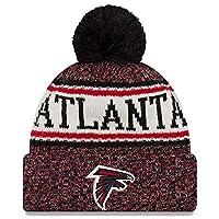 Eras edge Sideline Sport Knit Winter Fans Knit Beanie Hat Cap (Philadelphia Eagles)