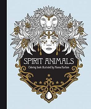 Spirit Animals Coloring Book  Published in Sweden as  Själsfränder