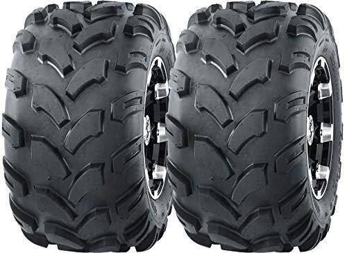 Set 2 WANDA ATV Tires 19X9.5-8 19X9.5X8 4PR 10003