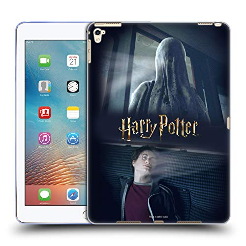 Head Case Designs Officially Licensed Harry Potter Dementors On The Train Prisoner of Azkaban VI Soft Gel Case Compatible with Apple iPad Pro 9.7 (2016)