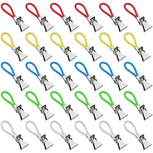SPTwj 4 pezzi M5 piastra a occhiello in 304 acciaio inox 4 pezzi Moschettone a Molla Graffetta Hardware per Swing Amaca Aerial Yoga e Parasole Escursioni Viaggi Portachiavi con viti