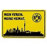 Borussia Dortmund Skyline - Toppa giallo/nero Taglia unica