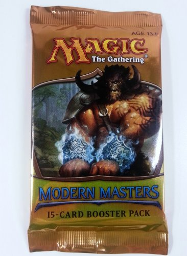 Booster de 15 cartes Magic Modern Masters en Anglais
