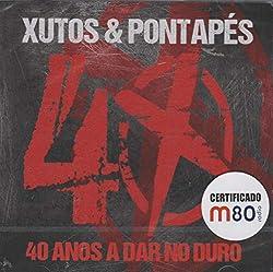 Xutos & Pontapes - 40 Anos A Dar No Duro [2CD] 2019