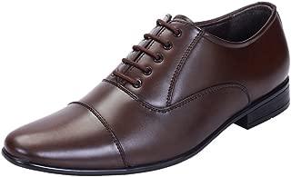 San Frissco Men's Brown Sneakers-6 UK/India (40 EU) (EC 3550_BRN-6)