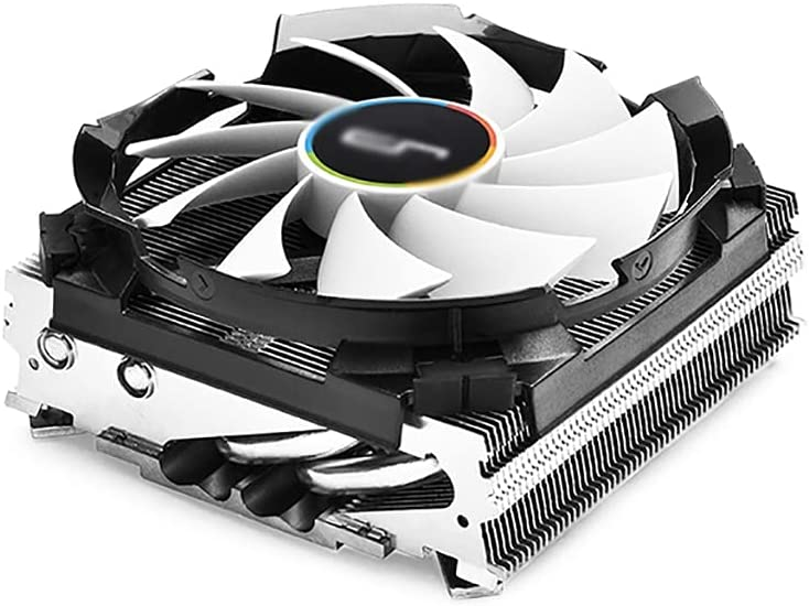ZRJ CPU Cooler Small Size 92mm Heatpipes PWM 4 CP Max 90% OFF service Fan