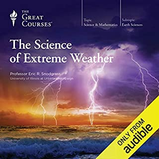 The Science of Extreme Weather audiobook cover art