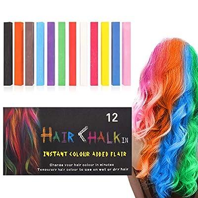 Haarkreide Haar Colorationen Temporäre