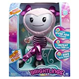 Brightlings, Interactive Singing, Talking 15 Plush, by Spin Master by Brightlings