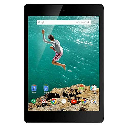 tran tempered edge to edge with 9h hardness screen protector for google nexus 9 32gb lte tablet (pack of 1) transparent