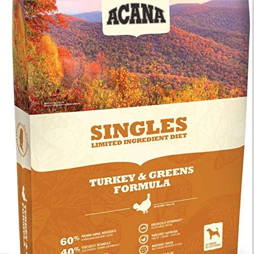 ACANA Turkey & Greens Dry Dog Food