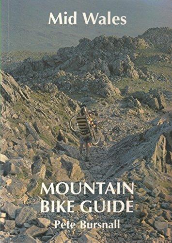 Mid Wales (Mountain Bike Guide)