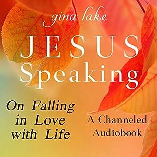 Jesus Speaking cover art