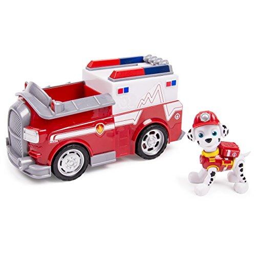 PAW Patrol Marshall e Il Suo Camion dei Pompieri, 6027646