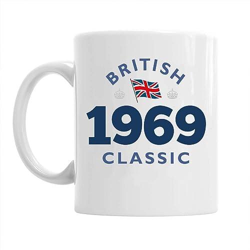 50th Birthday, 50th Birthday Gift, British Classic, 50th Birthday Gifts For Men,