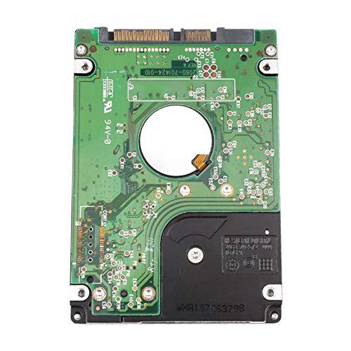 Gazechimp Disco Rigido Interno per Notebook HDD da 120 GB 2,5 Pollici, 5400 Giri Min, SATA 3Gb   S, 8 MB di Cache, HDD per Computer Portatile