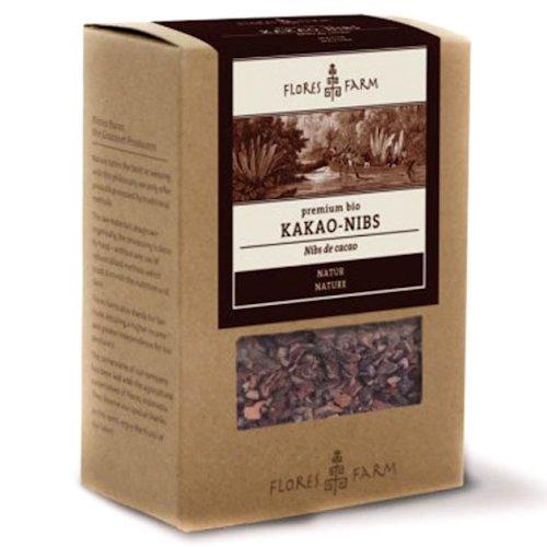 Flores Farm Bio Premium Bio Edel-Kakaostücke (1 x 100 gr)