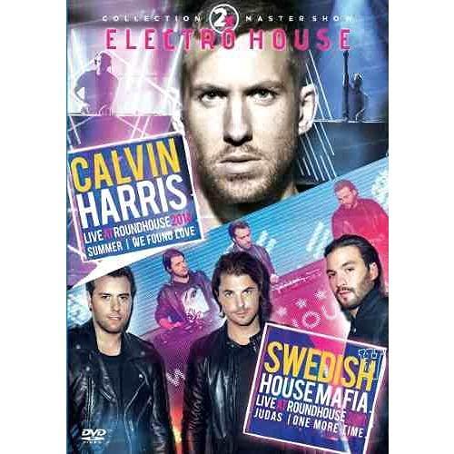 2 X ELECTRO HOUSE - CALVIN HARRIS/ SWEDISH HOUSE MAFIA