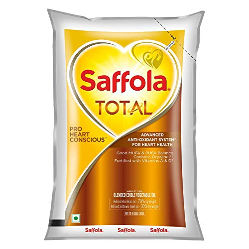 Saffola Total, Pro Heart Conscious Cooking Oil, Helps Manage...