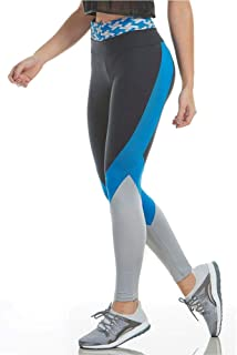 6103256d92 Calça Legging Alto Giro Thássia Naves Athletic Biocolor Macramê