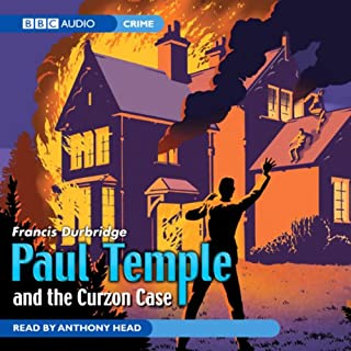 Paul Temple and the Curzon Case (Unabridged) cover art